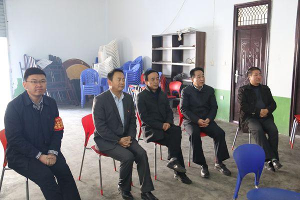 宝鸡市人大常委会副主任牟林乐到凤县检查换..